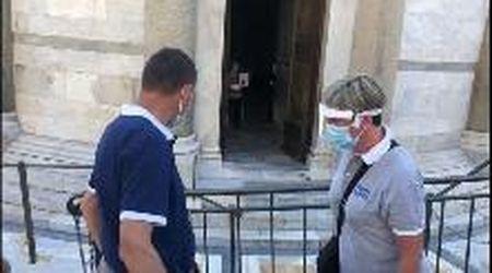 Riapre la Torre di Pisa: i controlli e i primi turisti a salire