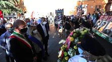Reggio Emilia commemora i cinque martiri del 7 luglio 1960