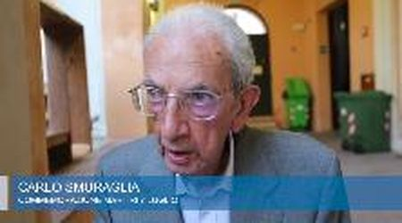 L'ex presidente dell'Anpi Carlo Smuraglia ricorda i morti di Reggio Emilia
