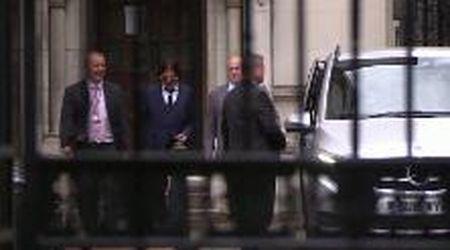 """Londra, Johnny Depp e Amber Heard in tribunale: inizia il processo contro """"The Sun"""""""