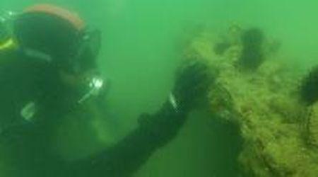 Scoperto a Punta Sdobba il relitto di un Mas di Rizzo