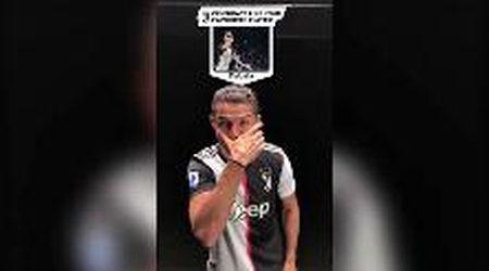 La Juventus sbarca su Tik Tok: nel video inaugurale i giocatori si imitano a vicenda