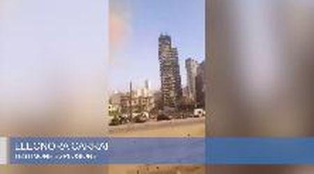 "Beirut, superstite italiana: ""Eravamo a 300 metri di distanza, la nostra camera è esplosa"""