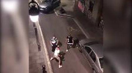 Barcellona, pugni in strada a poliziotti e camerieri: arrestato il pugile italiano Colombi