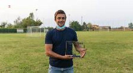 Il Pallone d'oro dilettanti 2019 degli allenatori della Gazzetta va a mister Baratti
