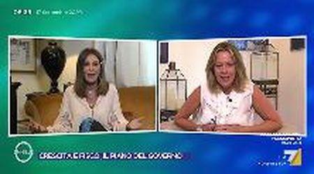 """Scontro Santanchè-Lorenzin: """"Con reddito di cittadinanza aiutate gli assassini come i fratelli Bianchi"""". """"Ma cosa c'entra?"""""""