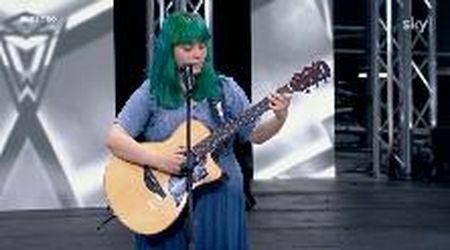 X Factor, la grazia di Casadilego: per la 16enne standing ovation della giuria