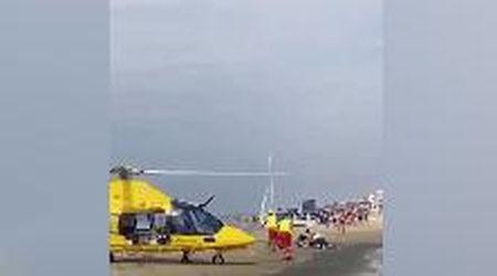 Roma, sparatoria sulla spiaggia di Torvaianica: ferito un cittadino albanese