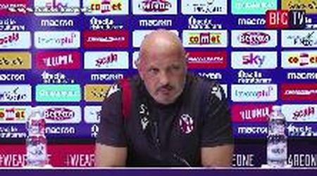 """Riapertura stadi, Mihajlovic: """"C'è voluto Bonaccini. E neanche sembra di sinistra"""""""