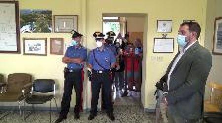 Montese, la proclamazione del nuovo sindaco Deluca