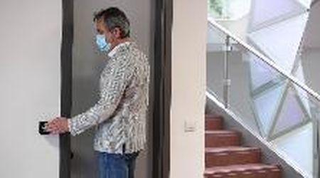 Aprire le porte senza toccarle: ecco il sistema inventato da Came