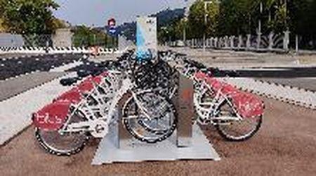 Bike sharing a Trieste, inaugurate due nuove ciclostazioni in Porto vecchio