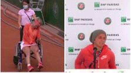 """Roland Garros, Errani accusa la rivale Bertens: """"Come si dice in inglese 'Prese per il culo'?"""""""