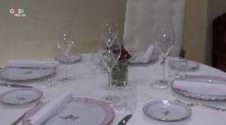 """Modena, il """"Christmas temporary restaurant"""" di Marta Pulini all'ex ristorante Fini"""