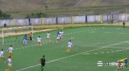 La rovesciata di Sansone è meravigliosa, un gol da Serie A tra i Dilettanti