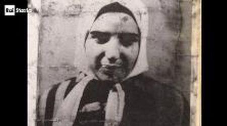 """Le """"Pietre d'inciampo"""" di Rai Storia (canale 54)La storia di Frida Misul"""
