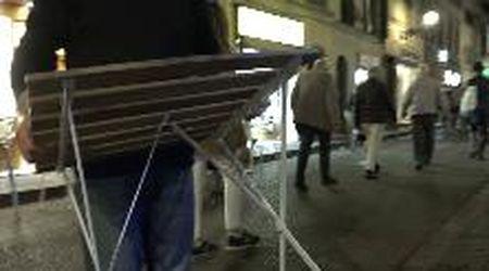 """Firenze, ore 18. Chiudono i locali dell'aperitivo: """"Ci aiutino, non sappiamo come fare"""""""