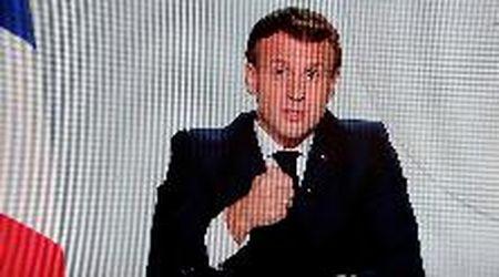 Covid Francia, Macron annuncia: ''Da venerdì nuovo lockdown su tutto il territorio nazionale''