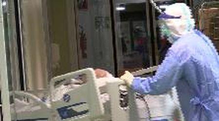 """Bologna, dentro la terapia intensiva del Maggiore: """"Venite qui a dire che non c'è il Covid"""""""