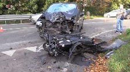 Modena, incidente a San Donnino: grave un motociclista
