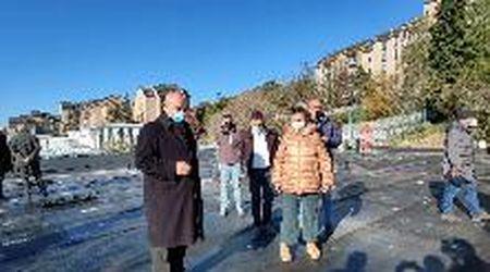 Trieste, sarà pronto per Natale il tetto della piscina di Altura