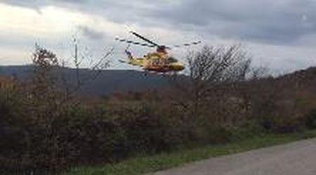 Livorno, bimbo di tre anni ferito alla testa durante un'escursione: i soccorsi