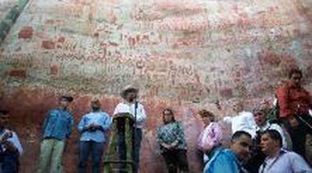 """Ecco la """"Cappella Sistina dell'antichità"""": scoperti in Colombia migliaia di pittogrammi risalenti all'Era Glaciale"""