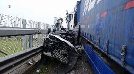 Incidente sulla tangenziale nord di Mantova: un morto e due feriti