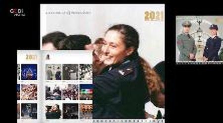 Modena, il calendario della polizia di Stato a sostegno dell'Unicef