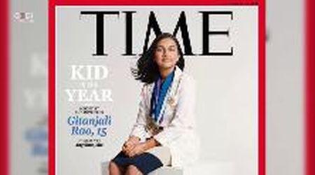 """A soli 15 anni sulla copertina del Time: chi è Gitanjali Rao, la prima """"Kid of the Year"""""""