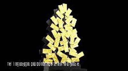 Natale, Venezia installa a San Marco l'albero digitale di Plessi. Ma non a tutti piace