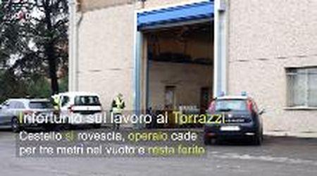 Modena, infortunio sul lavoro alla Sidertaglio