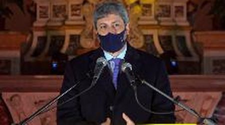 """5 anni senza Giulio Regeni, Fico: """"È una questione di Stato chiedere verità e giustizia, continuiamo sulla strada fatta"""""""