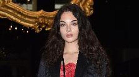 Deva Cassel sul lago di Como per D&G, la figlia di Monica Bellucci già star a 16 anni