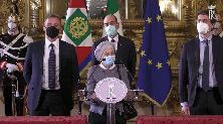 """Consultazioni, Bonino: """"No a Conte ter, ok a maggioranza Ursula"""""""