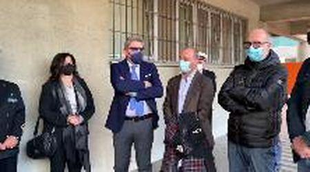 Covid, al via la campagna vaccinale delle forze dell'ordine di Trieste