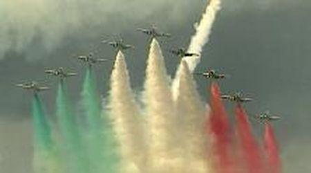 Le Frecce Tricolori compiono 60 anni: il tributo alla pattuglia acrobatica simbolo italiano