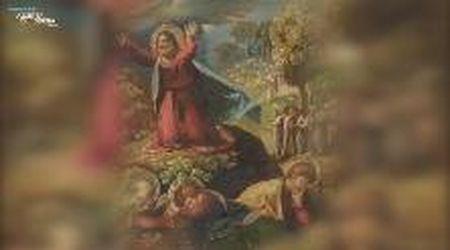 A casa con gli Este / La preguiera di Gesà nell'orto, le emozioni dipinte da Dosso Dossi