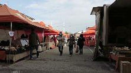Mantova, i mercati contadini aperti con mascherine e distanziamento