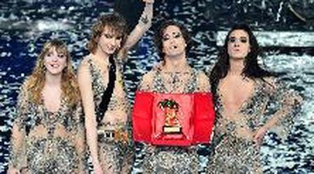 Sanremo 2021, trionfa il rock dei Maneskin: la proclamazione e le lacrime
