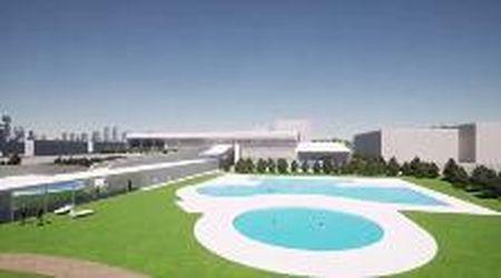 Una vasca da 50 metri, parco e campi di beach volley: ecco il futuro della piscina Cardellino