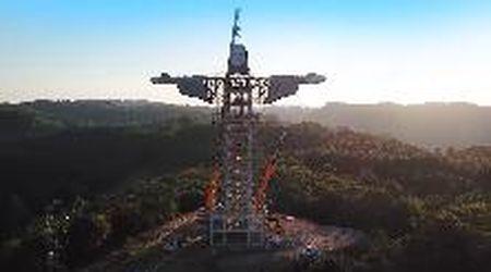 Brasile, in arrivo una nuova statua di Cristo: sarà più alta di quella a Rio de Janeiro