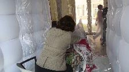 Al Pertusati la stanza degli abbracci la comprano i lavoratori