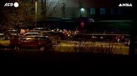 Stati Uniti, Indianapolis: sparatoria in un deposito Fedex, almeno otto morti