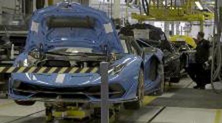 Lamborghini: volano le vendite, primo trimestre da record