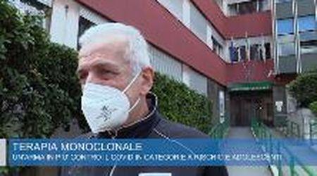 Modena, terapia monoclonale: un'arma in più contro il Covid