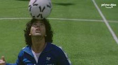 'Maradona - Sogno benedetto', il trailer della serie sul Pibe de Oro