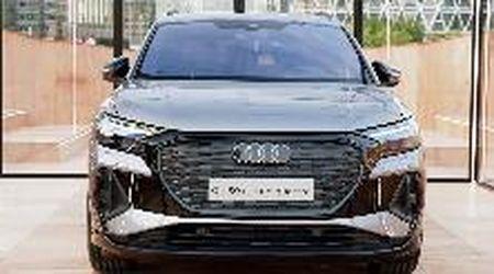 Audi Q4 e-tron, il giorno del debutto