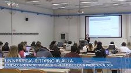 Modena, si torna in aula in presenza all'Università