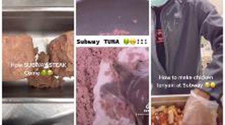 Tik Tok all'attacco del fast food: cosa c'è dietro i vostri hamburger preferiti? Ecco cosa mostra un dipendente di Subway